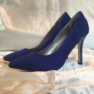 Electric Blue Stiletto